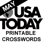 Mesmerizing image within printable usa today crossword puzzles