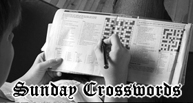 Sunday Crosswords