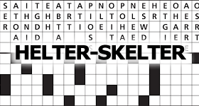 Helter Skelter Crossword Puzzles
