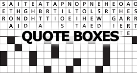 Quote Boxes
